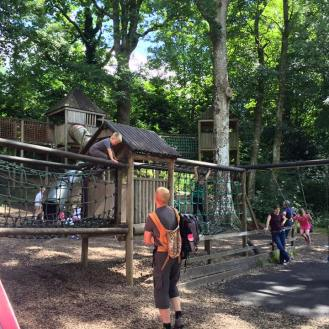Brockhole's free adventure playground