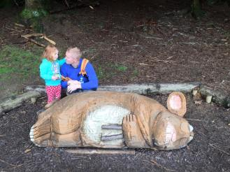 Don't wake the Gruffalo's Child!