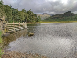 Blea Tarn and Side Pike