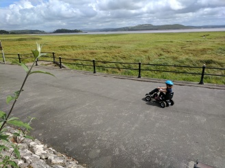 Perfect place for go karting! Grange over Sands
