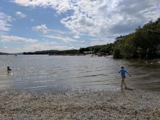 Beach at Coniston