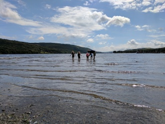 Beach at Coniston