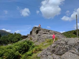 Sella Rock near Ulpha